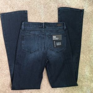 NWT Paige High Rise Manhattan Size 28!